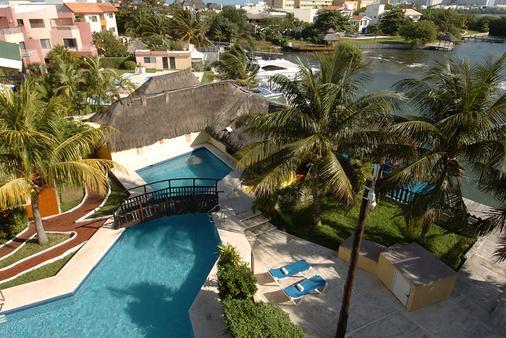 Hotel Imperial Laguna By Faranda - Cancún - Bể bơi