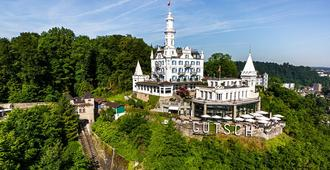 Chateau Guetsch - Lucerne - Building