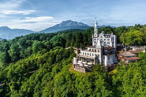 Chateau Guetsch - Luzern - Rakennus