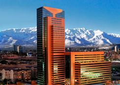Boulevard Suites Hotel - Santiago - Building