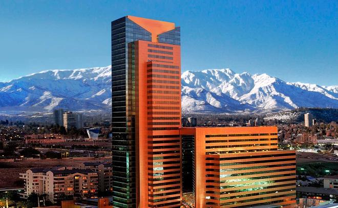 Boulevard Suites Hotel - Santiago - Rakennus