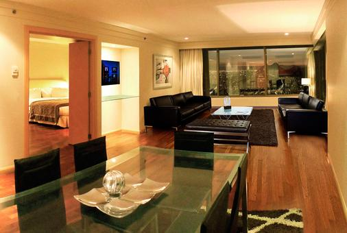 Boulevard Suites Hotel - Santiago - Dining room