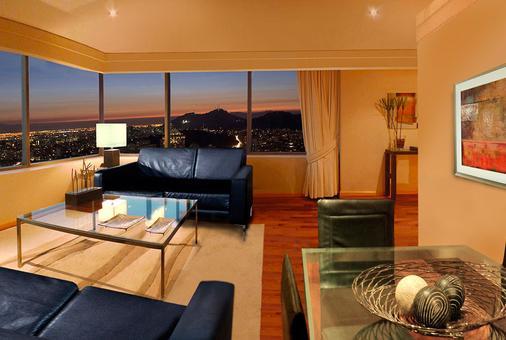 Boulevard Suites Hotel - Santiago - Living room