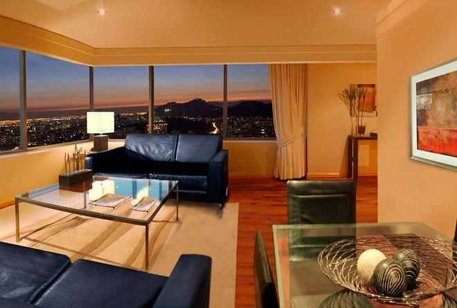 Boulevard Suites Hotel - Santiago - Olohuone