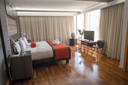 Boulevard Suites Hotel - Santiago - Bedroom