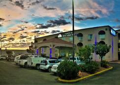 Americas Best Value Inn El Paso Medical Center Airport - El Paso - Cảnh ngoài trời
