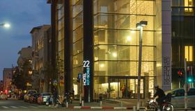 Hotel Rothschild 22 Tel Aviv - Tel Aviv - Bygning