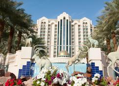 Herods Palace Hotel - Éilat - Edifício