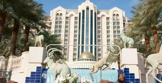 Herods Palace Hotel - Eilat - Building