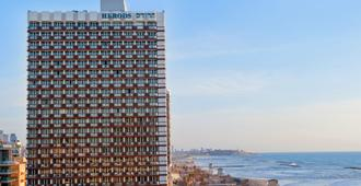 Herods Hotel Tel Aviv By The Beach - Tel Aviv - Gebouw