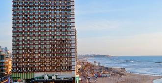 Herods Hotel Tel Aviv By The Beach - Tel Aviv - Rakennus