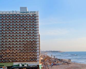 Herods Hotel Tel Aviv By The Beach - Tel Aviv - Building