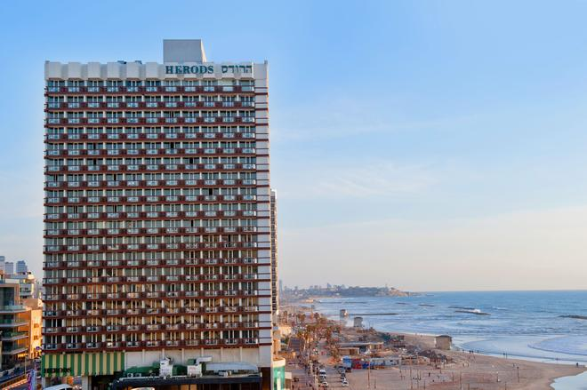 Herods Tel Aviv By The Beach - Τελ Αβίβ - Κτίριο