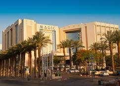 U Magic Palace Hotel - Elat - Gebäude