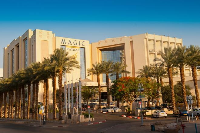 U Magic Palace Hotel - Eilat - Building