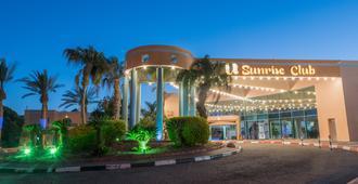 U Magic Sunrise Hotel - Elat - Gebäude