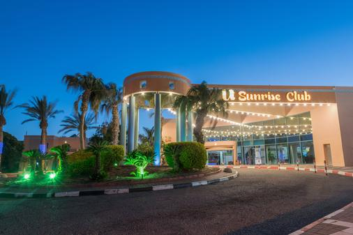 U Magic Sunrise Hotel - Eilat - Rakennus