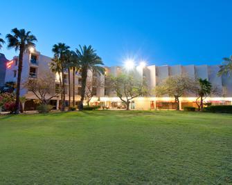 Leonardo Inn Hotel Dead Sea - Ein Bokek - Building