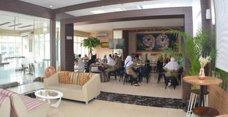 Smarthomm Hotel - ג'קרטה - מסעדה