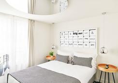 Joke - Astotel - Paris - Bedroom