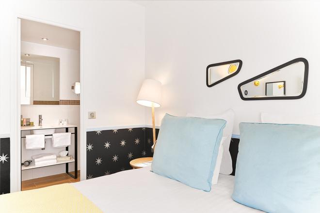 奧古斯汀亞斯托特酒店 - 巴黎 - 巴黎 - 臥室