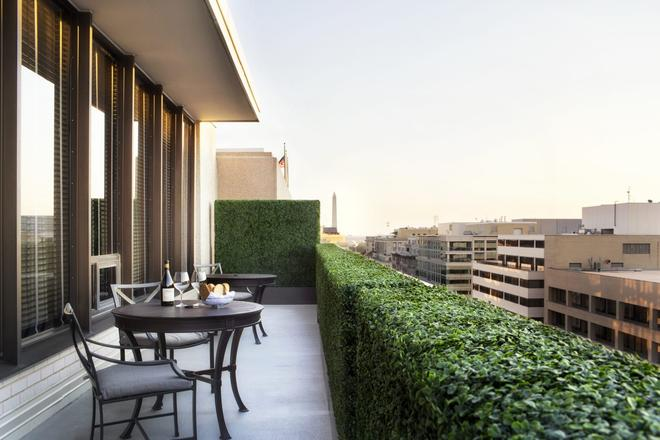 The Madison Washington, DC a Hilton Hotel - Washington - Ban công