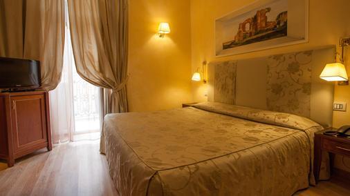 卡梅利婭酒店 - 羅馬 - 羅馬 - 臥室