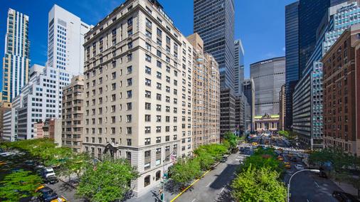 伊貝羅斯塔70 公園大道酒店 - 紐約 - 建築