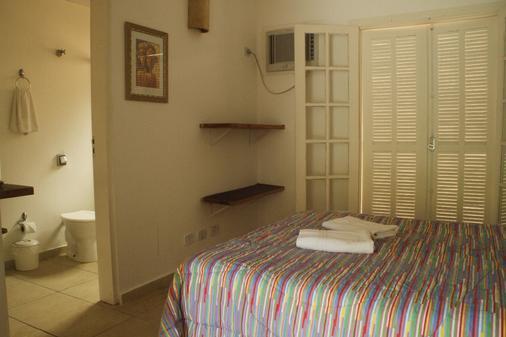 Pousada Pantai Maresias - Maresias - Bedroom