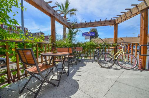 Bay Front Inn Santa Cruz - Santa Cruz - Balcony