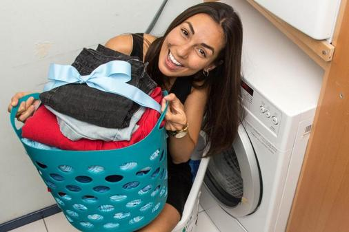 Pacific Tradewinds Hostel - San Francisco - Tiện nghi giặt ủi