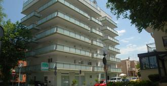 Residence Hotel Club House - Cattolica - Building