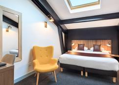 Best Western Hôtel Innes By Happyculture - Toulouse - Bedroom