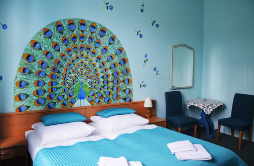 Hotel Pension Bella - Berlin - Phòng ngủ