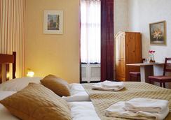 潘森貝拉酒店 - 柏林 - 臥室