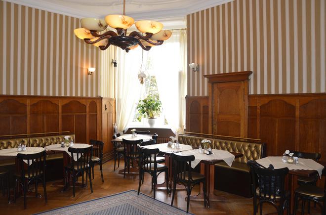 Hotel Pension Bella - Berlin - Restaurant