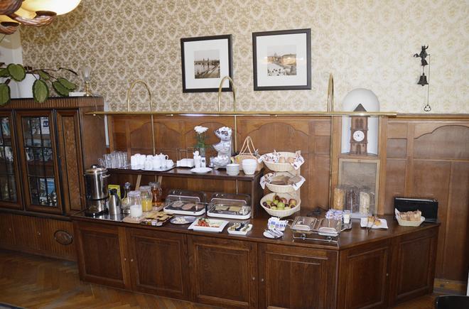 Hotel Pension Bella - Berlin - Buffet