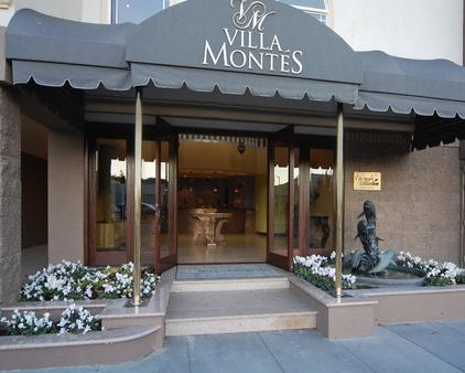 Villa Montes Hotel Ascend Hotel Collection - San Bruno - Κτίριο