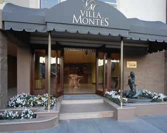 Villa Montes Hotel Ascend Hotel Collection - San Bruno - Building