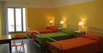 Ostello di Orione - Genoa - Bedroom