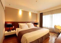 Best Western Premier Hotel Kukdo - Soul - Makuuhuone