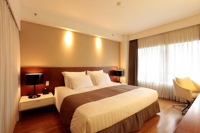 最佳西方精品國都飯店 - 首爾 - 臥室