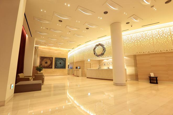 最佳西方精品國都飯店 - 首爾 - 大廳