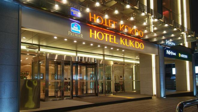 最佳西方精品國都飯店 - 首爾 - 建築
