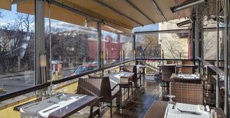 Hotel Charles - בודפשט - מסעדה