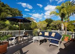 Simpson House Inn - Santa Barbara - Balcony