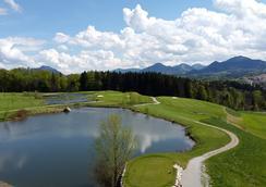Schlosshotel Mondsee - Mondsee - Golf course
