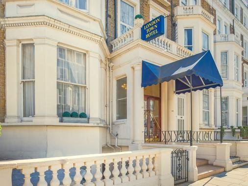 London Town Hotel - Lontoo - Rakennus