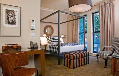 聖博托爾夫酒店 - 波士頓 - 波士頓 - 臥室