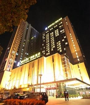 New Beacon Luguang International Hotel - Wuhan Optics Valley Plaza - Wuhan - Rakennus
